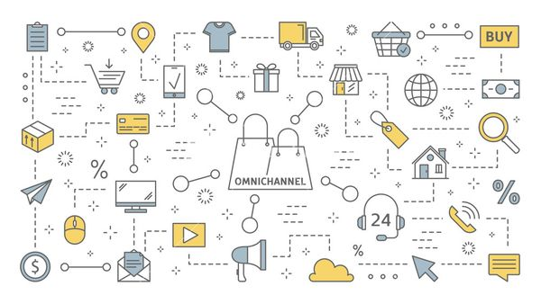 Customer Satisfaction in OmniChannel Using NodeJS, Firebase, Google Cloud NLP API & Dialogflow